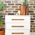 DIY Leather Handle IKEA Rast Hack Tumbnail
