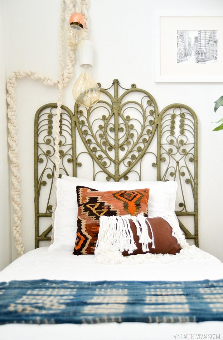 Well That S A Headboard Of A Different Color Vintage