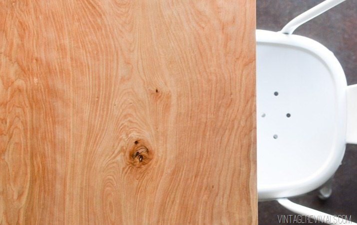 ... DIY Stacked Plywood Tabletop_ 7