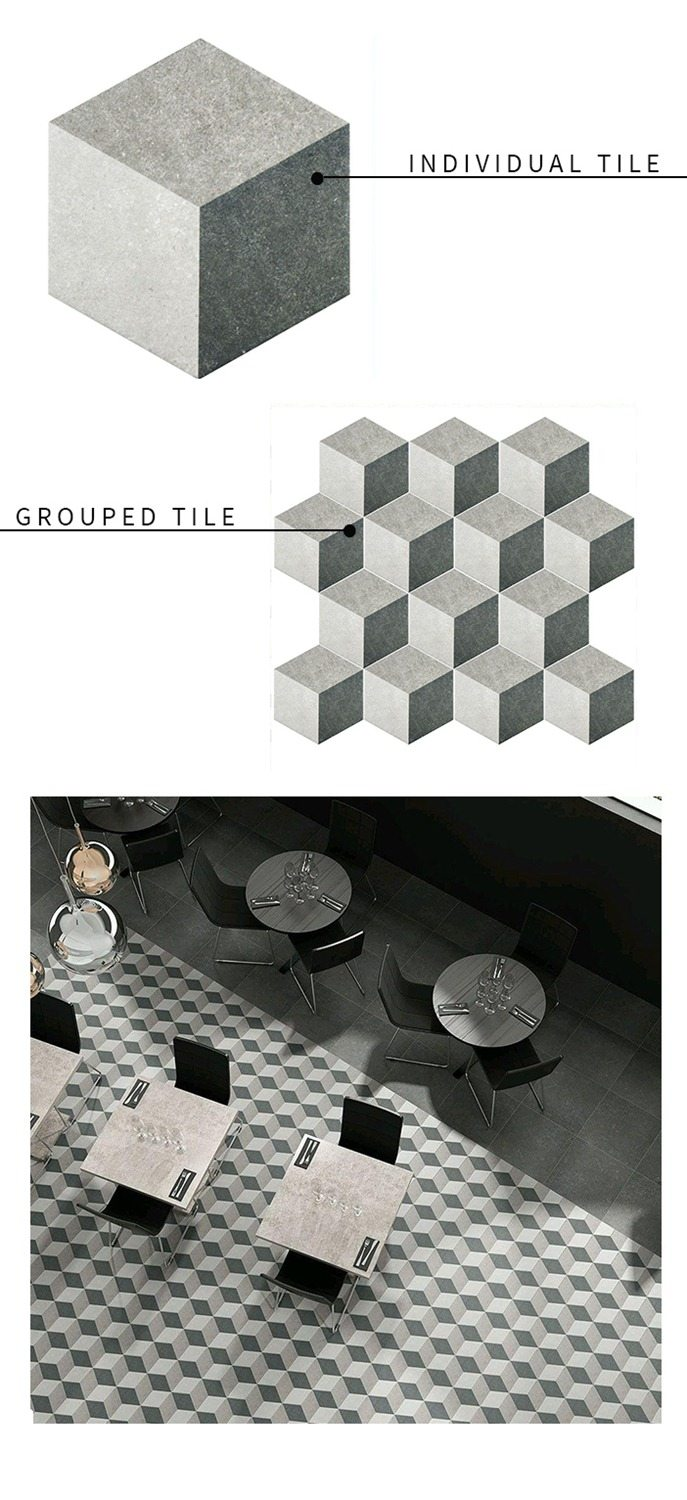 Graphic Black and White Tile Round Up  Vintage Revivals 4