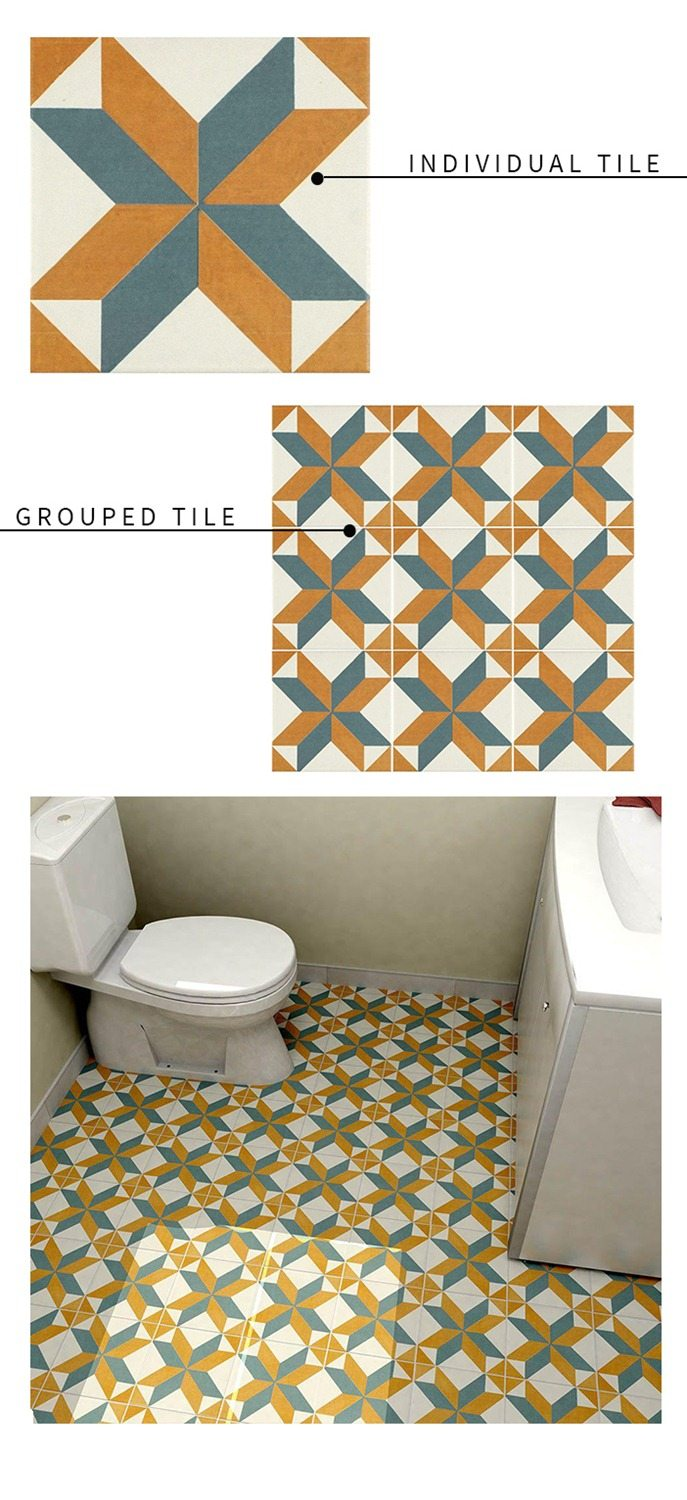 Graphic Tile Round Up  Vintage Revivals 2