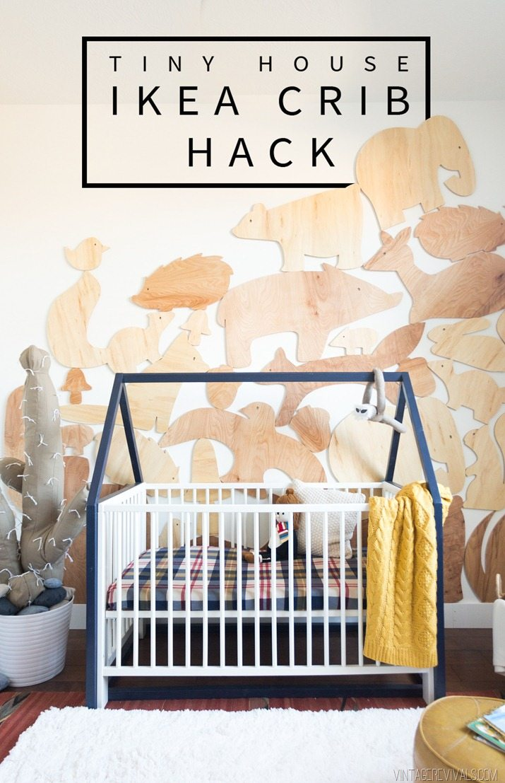 20 tiny house ikea crib hack colin stein web. Black Bedroom Furniture Sets. Home Design Ideas