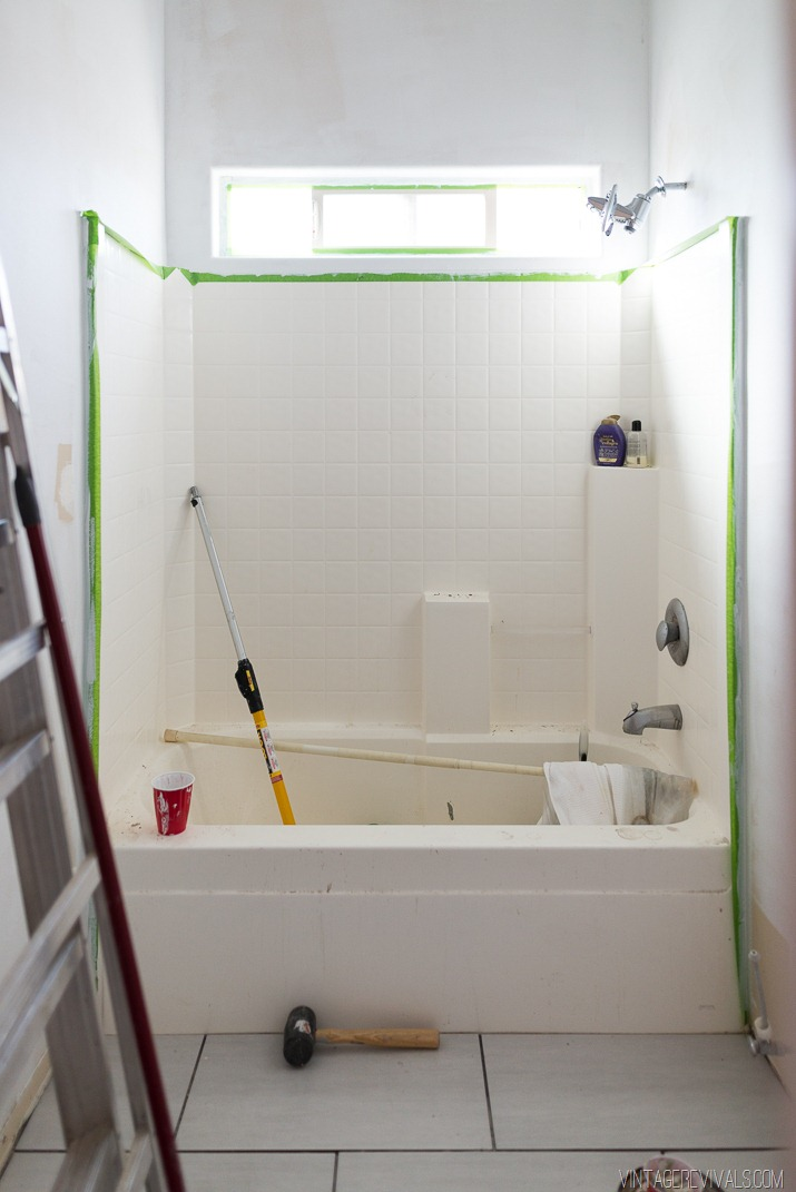 Bathroom Makeover-2