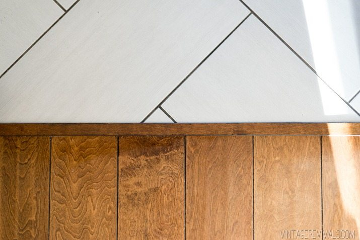 How To Make Your Own Threshold Piece For Wood Flooring