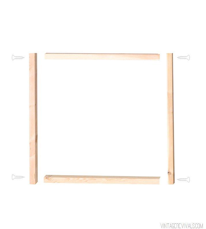 Playhouse Frame Step 1