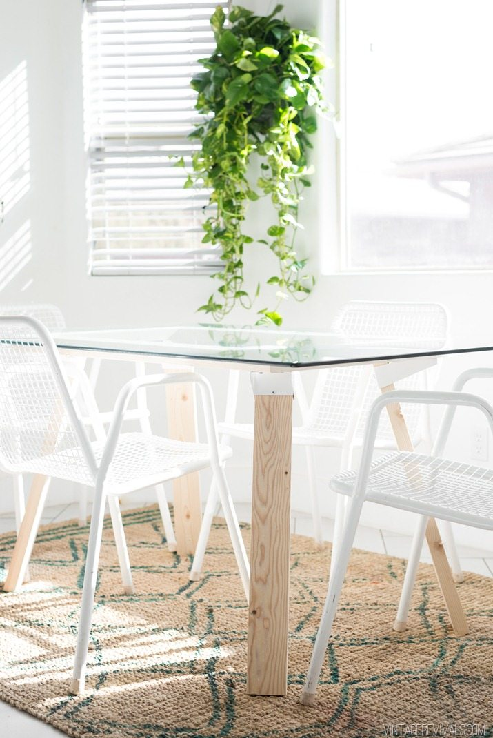 The 15 Minute Kitchen Table Build That ANYONE Can Do ...