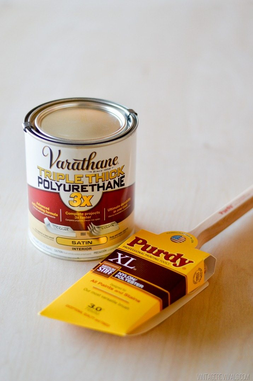 DIY Copper Sling Coffee Table vintagerevivals.com-2