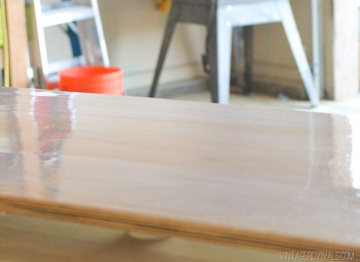 DIY Copper Sling Coffee Table vintagerevivals.com-4