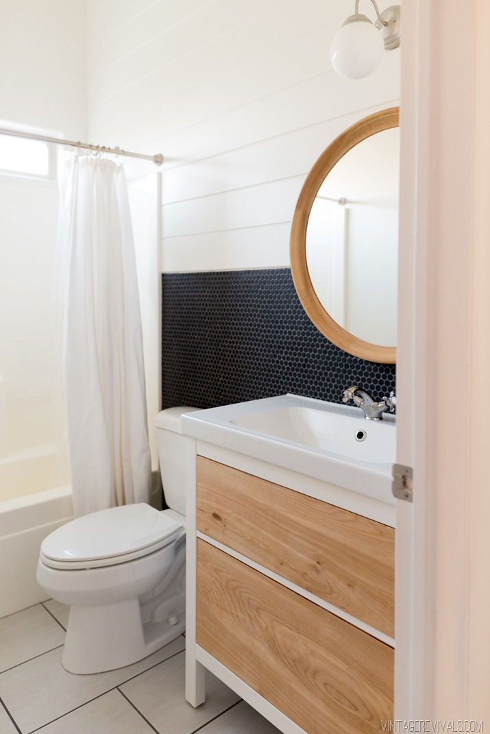 Budget Bathroom Makeover Cabinet-3
