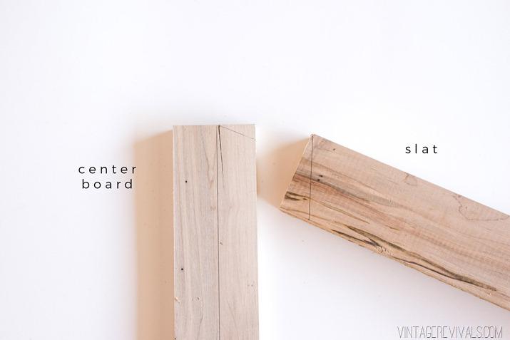 DIY Slatted Headboard-10 copy