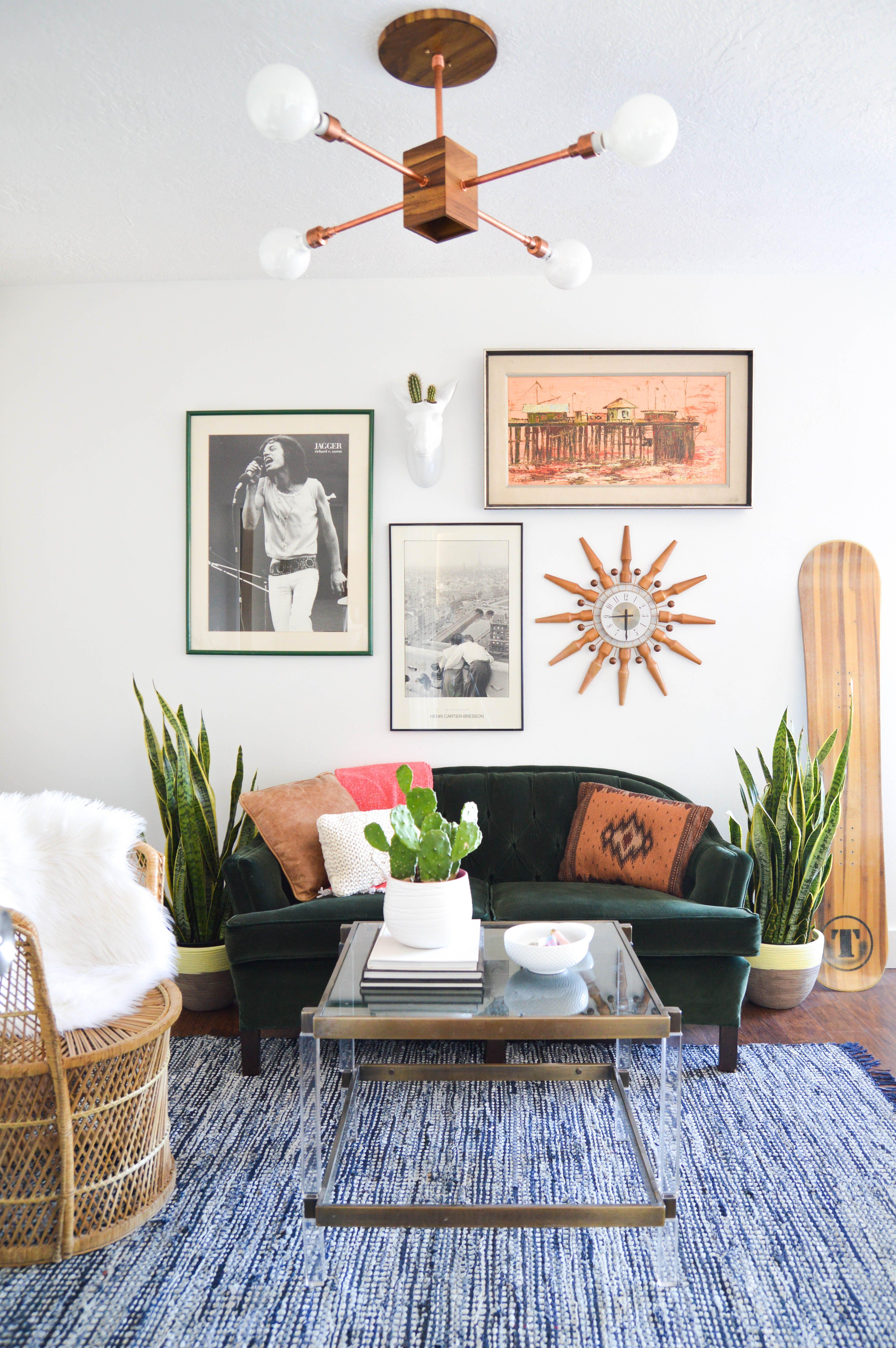 Desert Nomad Bedroom Makeover Vintage Revivals