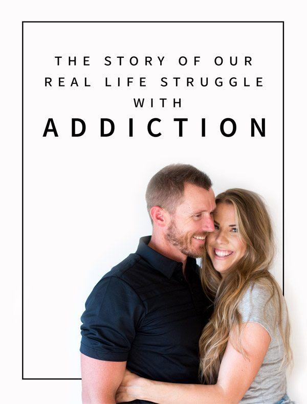 Courtney and Mandi Gubler Story of Addiction