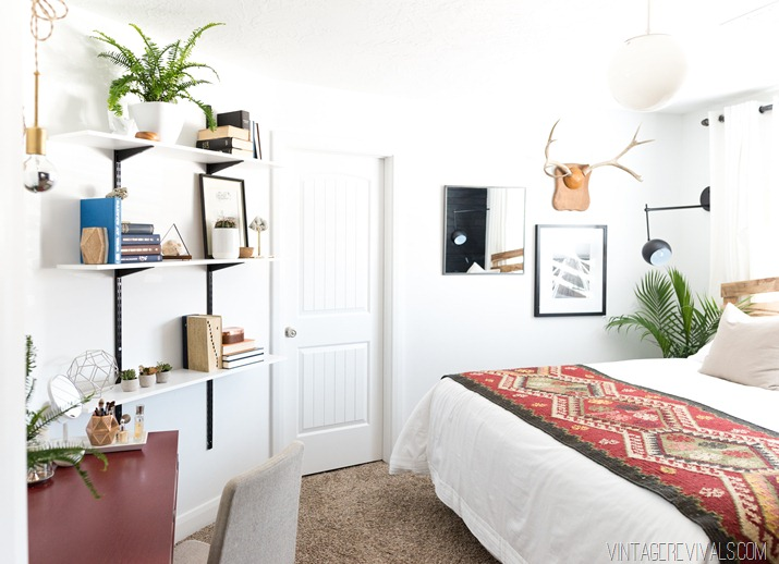 Vintage Revivals Sleep Sanctuary Bedroom Reveal-29