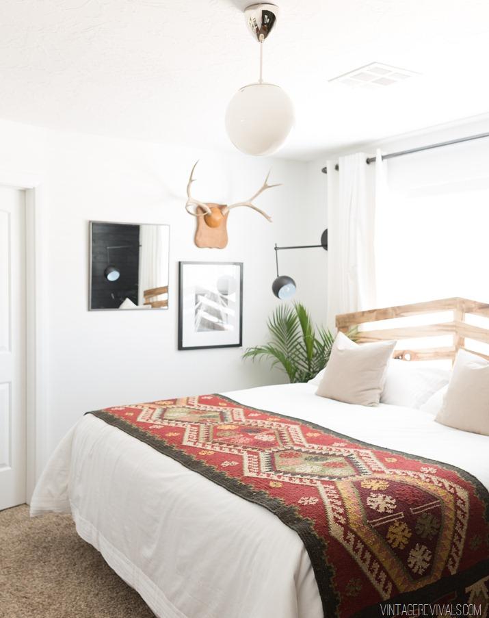 Amazing Vintage Revivals Sleep Sanctuary Bedroom Reveal
