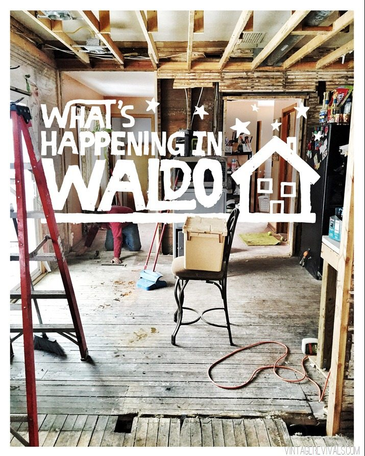 What's Happening In Waldo