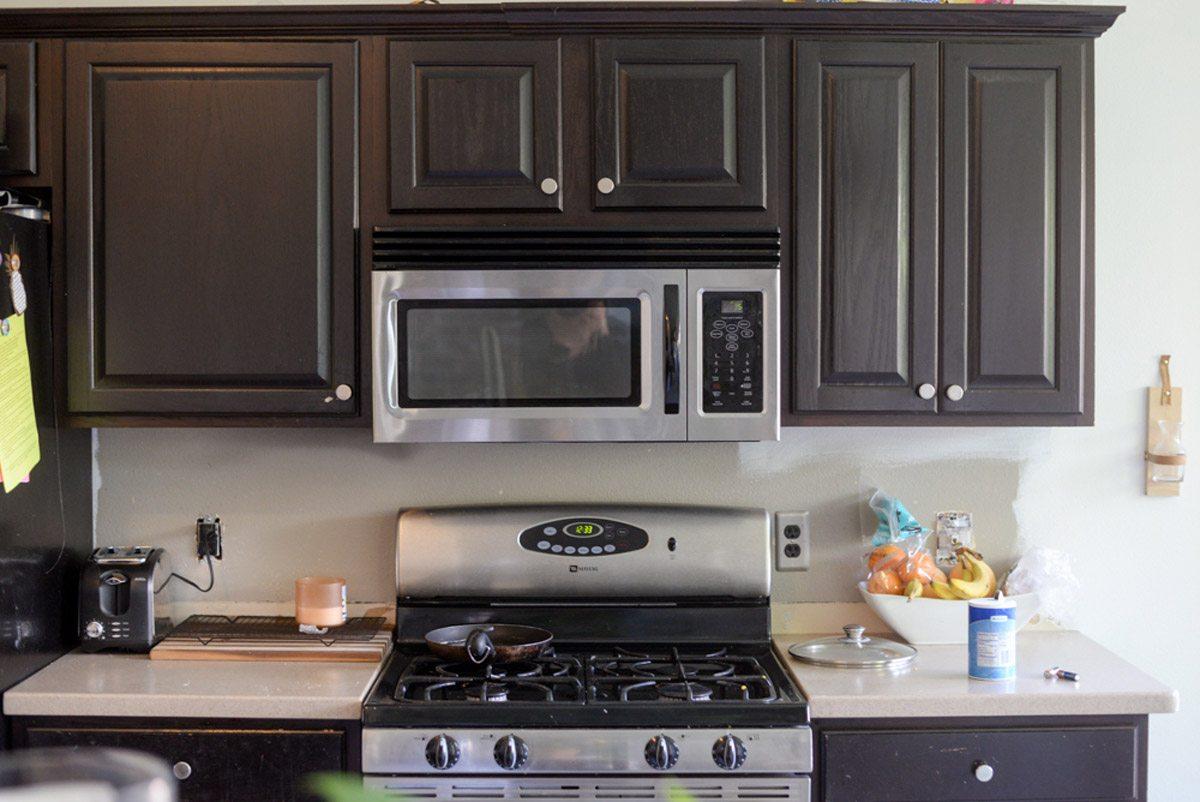 hexagon tile in the kitchen vintage revivals
