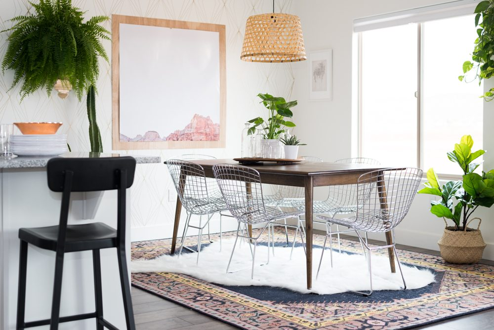 Aspyns Dining Room Makeover REVEAL