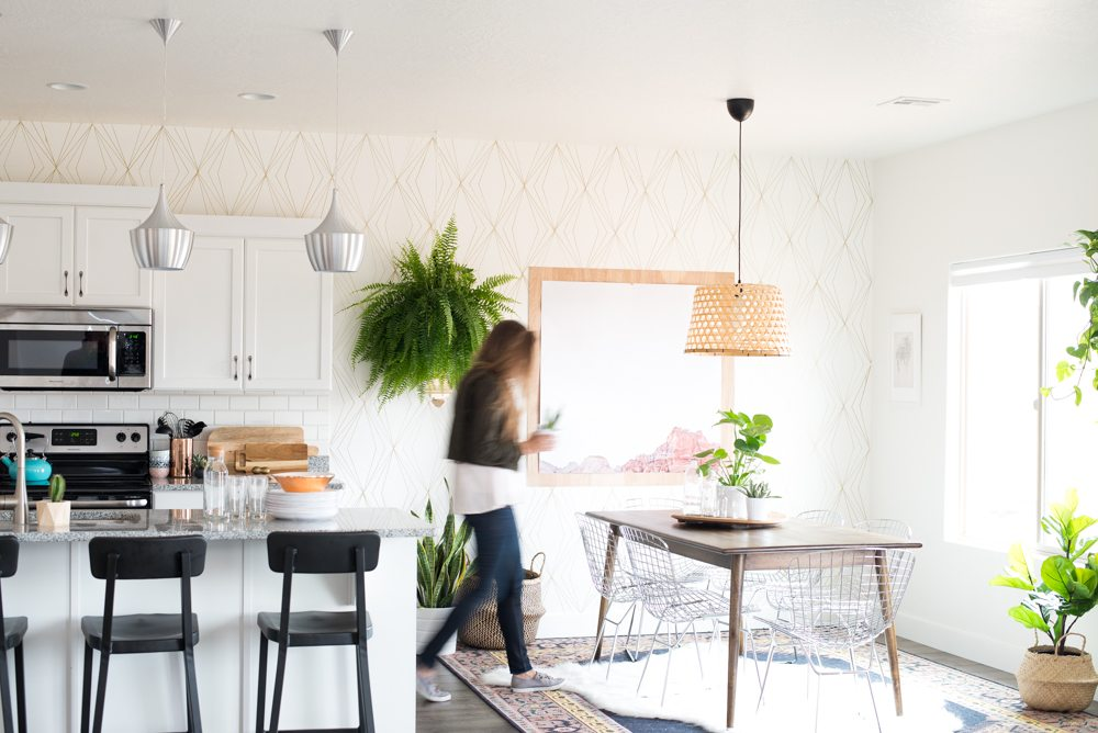 It Immediately Took The Builder Basic Feel Away. This Is A Great Post All  About Choosing The Right Grout Color For Your Project!