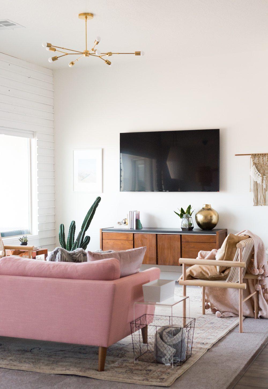 Aspyn 39 S Living Room Makeover Reveal Vintage Revivals