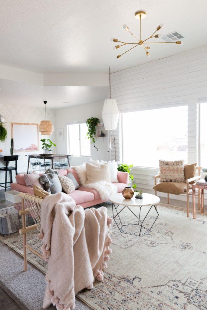 Aspyns Living Room Makeover Reveal Vintage Revivals