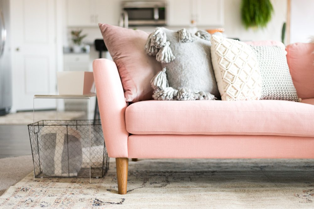 Aspyn\'s Living Room Makeover Reveal! • Vintage Revivals