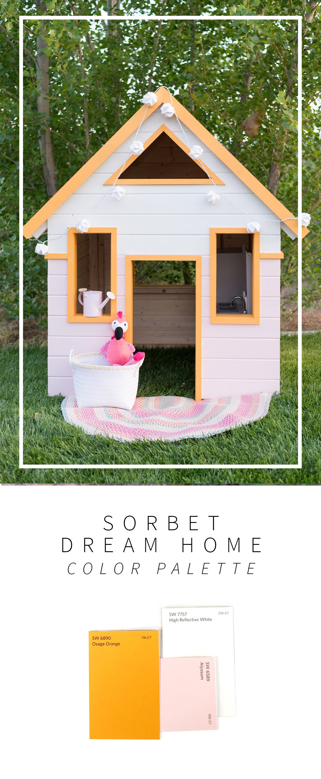 foster family playhouses revealed u2022 vintage revivals