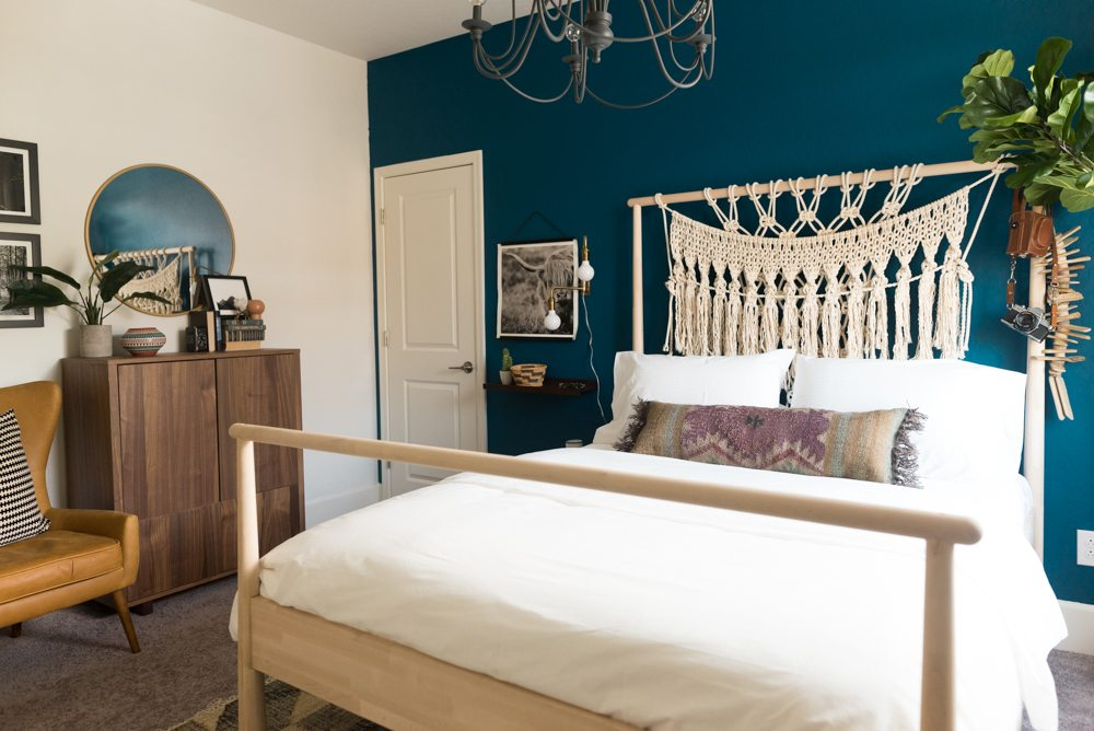 Colors For My Room amy's guest room overhaul + sherwin-williams 2018 color of the