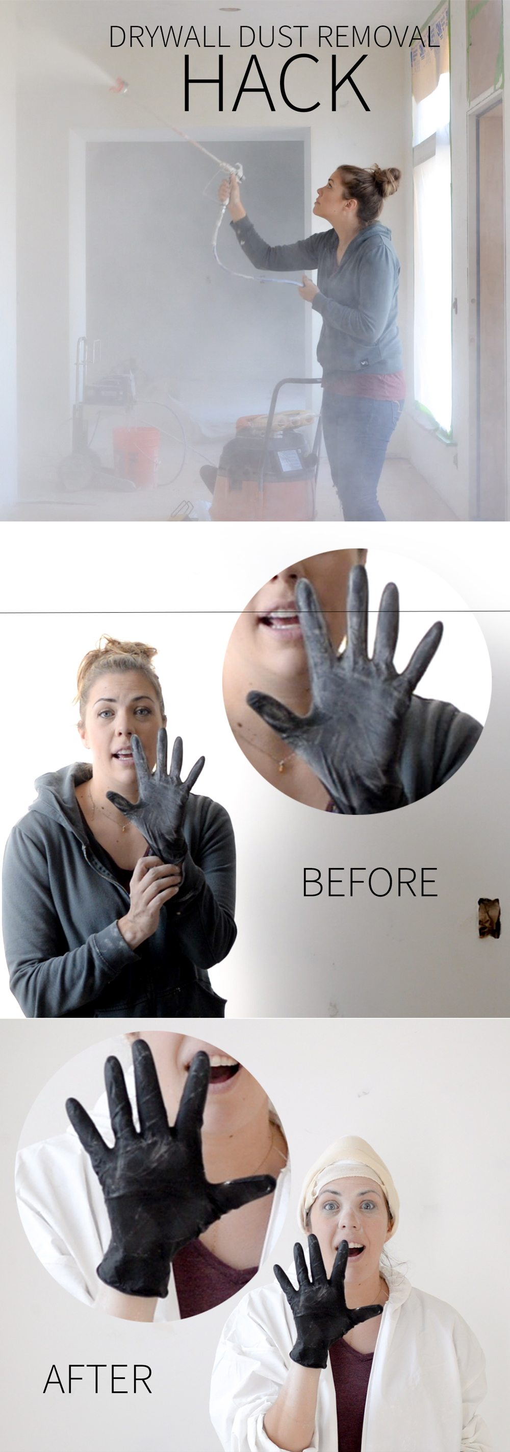 Drywall Dust Removal Hack (That Most Professionals Don't