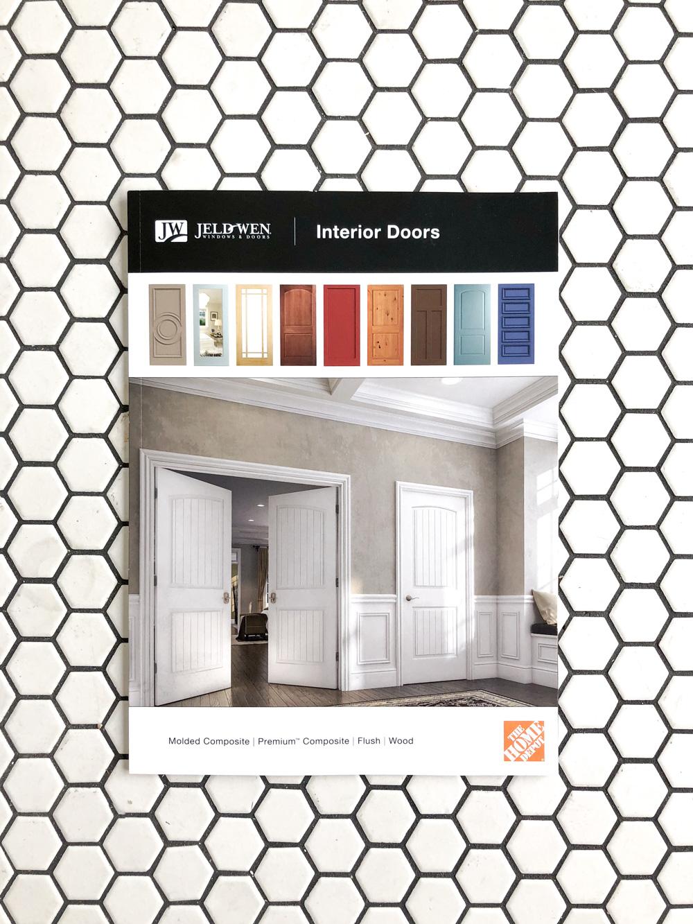 Jeld-Wen Interior Doors from Home Depot Catalog