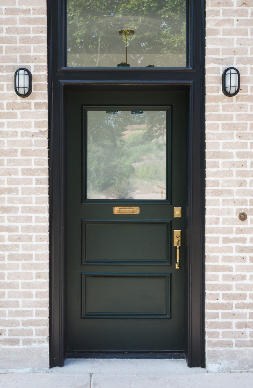 How To Paint A Front Door The Best Front Door Paint Vintage Revivals