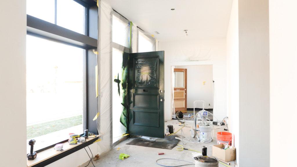 How To Paint A Front Door The Best Front Door Paint Vintage Revivals