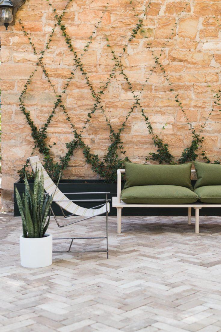 DIY Platform Couch Tutorial