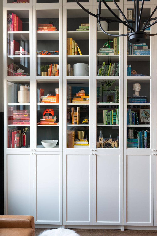 Ultimate Ikea Billy Bookcase Hack