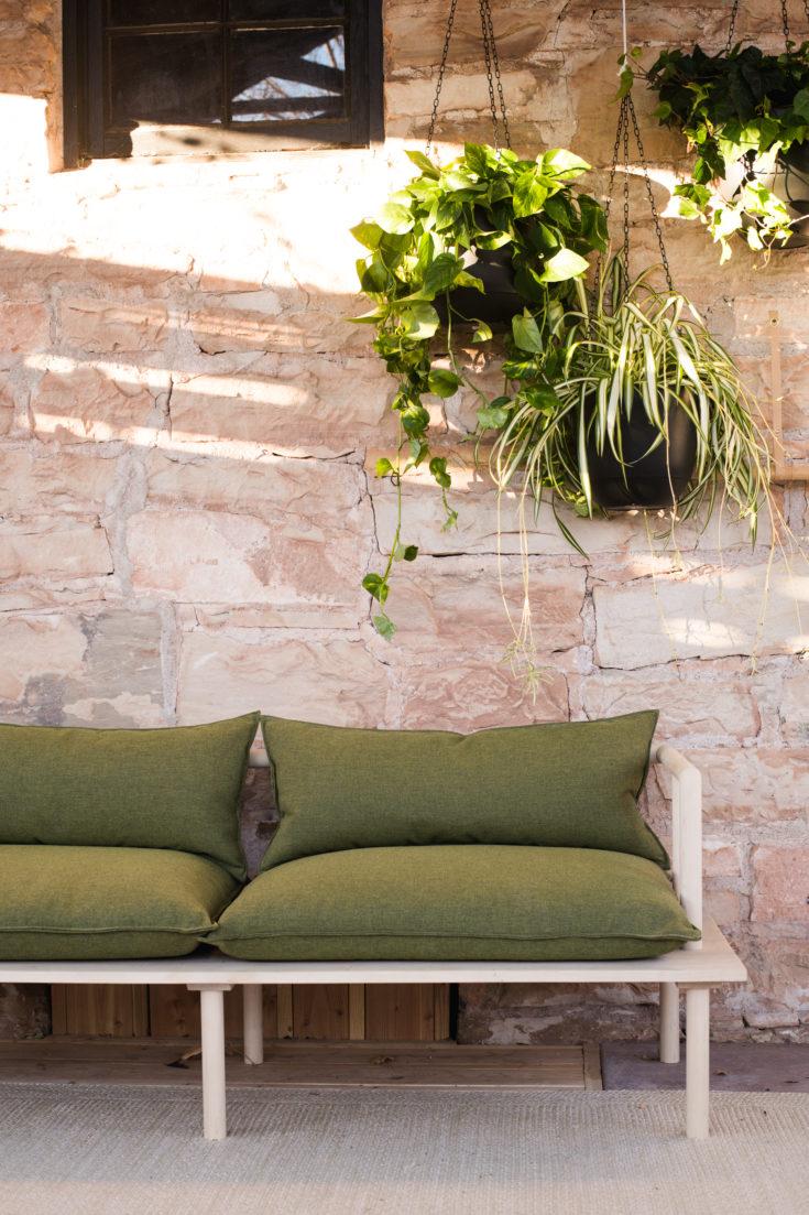 DIY Outdoor Furniture Reveal